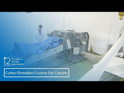 Shredder For Carpets