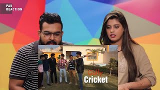 Pak Reaction To | GULLY CRICKET | Round2hell | R2H
