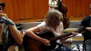 """Red Mountain"" at Glen Echo, MD Contradance 2012-06-22 / CALLER:  Perry Shafran"