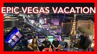 BEST LAS VEGAS TRIP EVER | NorCal Slot Guy