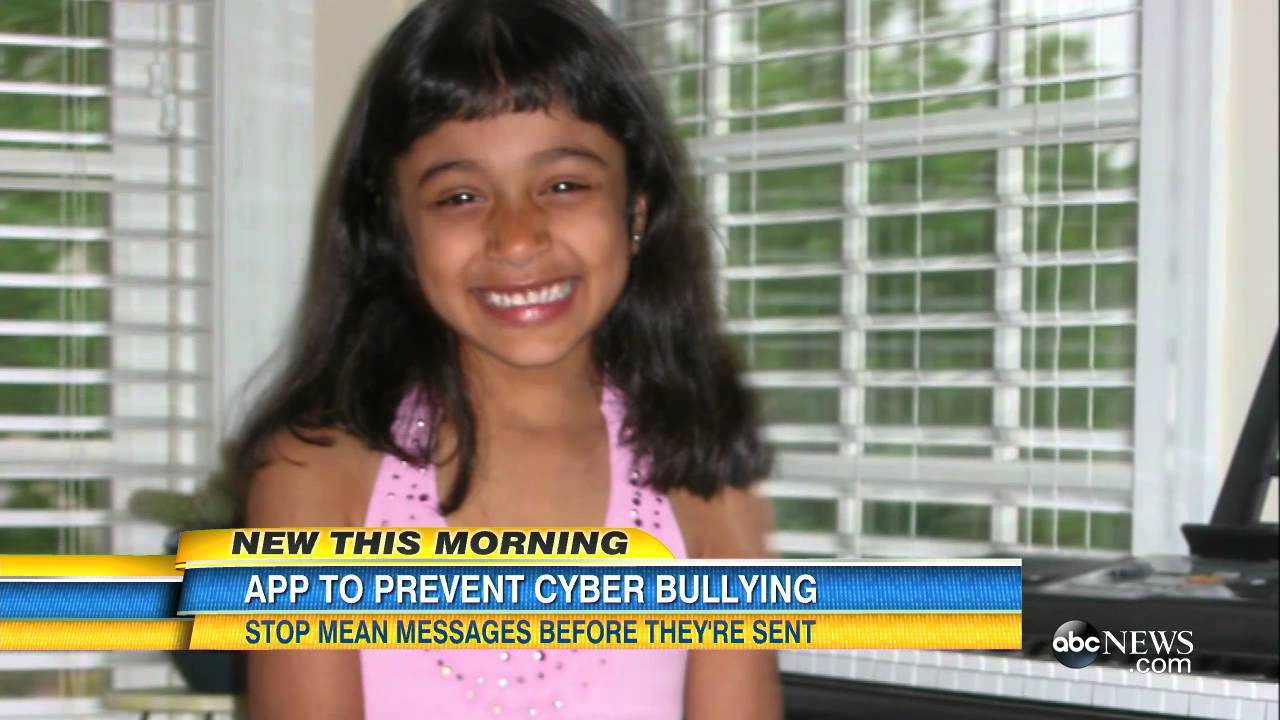 Download Cyber Bullying | New App Stops Mean Messages