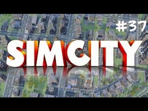 Let's Play Together SimCity #37 [Deutsch] [Full/HD] - Massenandrang!