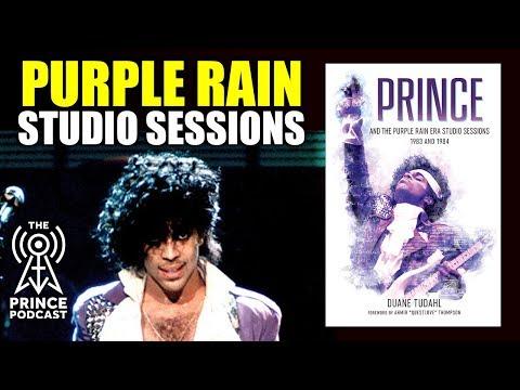 Prince and the Purple Rain Studio Sessions