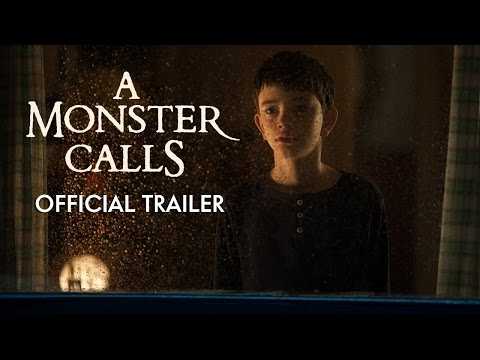 A MONSTER CALLS - Official Trailer [HD] - In Theaters December 2016