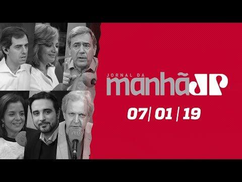 Jornal da Manhã - edição completa - 07/01/19