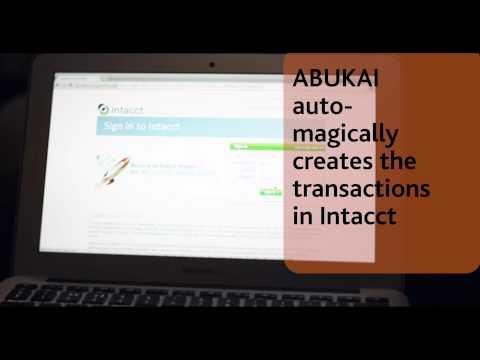ABUKAI and Intacct