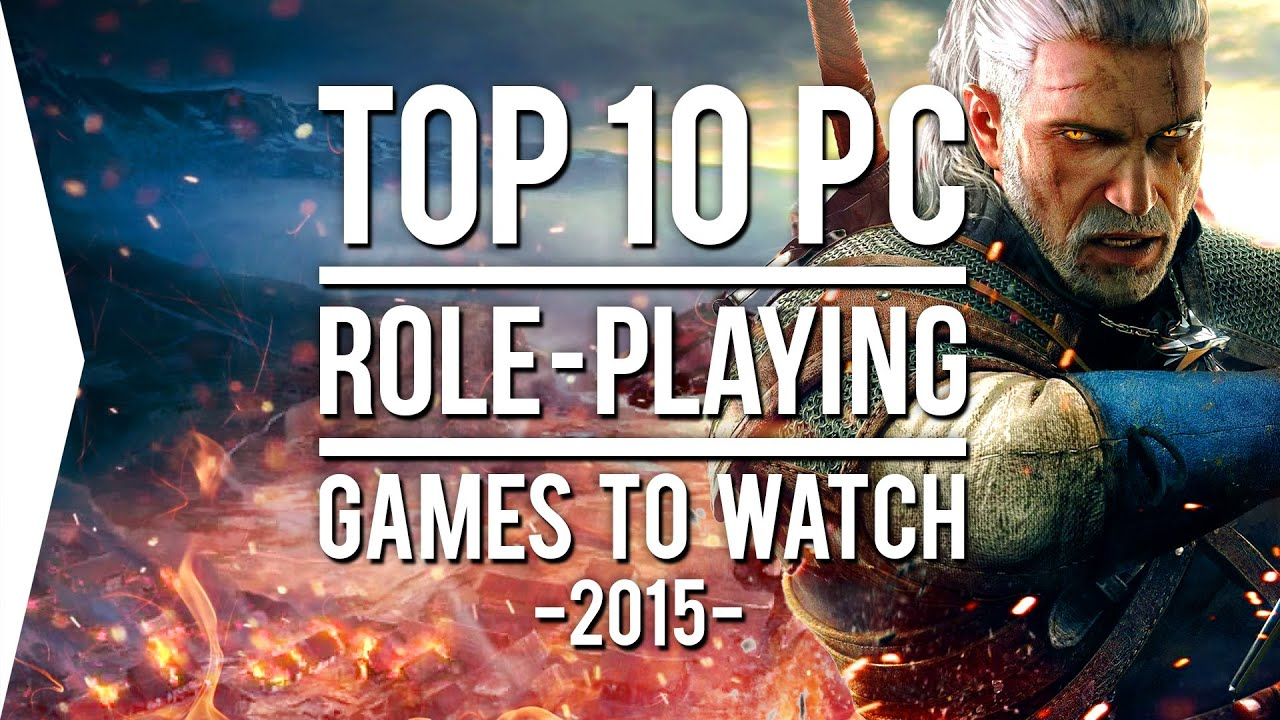 10 Best RPG Games 2015 - Top Role Playing Games in 2015