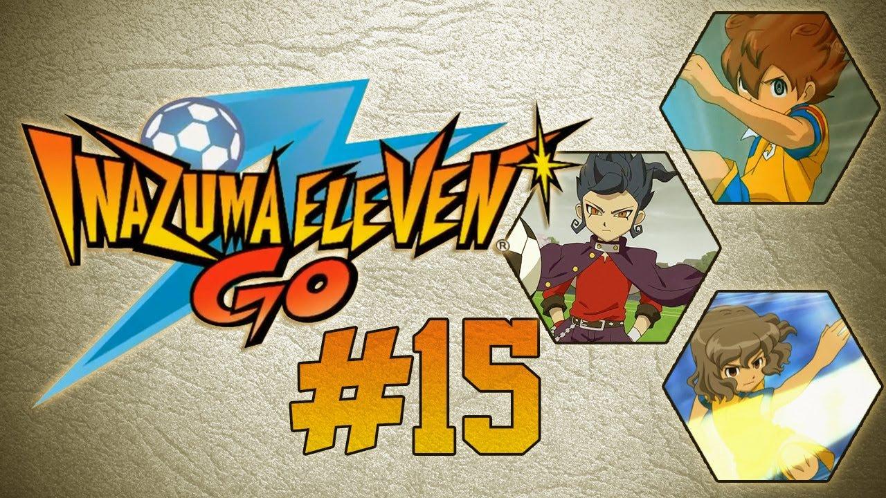 Inazuma eleven go episode 15 youtube watch hunter x - Inazuma eleven saison 1 ...