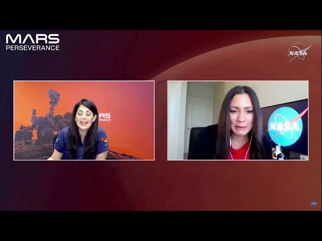 Juntos perseveramos: El aterrizaje del rover Perseverance en Marte en directo