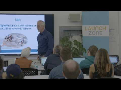 The Lean Startup Method with Dave Valliere (Fall 2016)