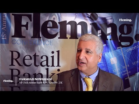15th Retail Banking Forum - Farshad Nowshadi Interview