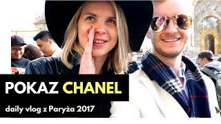 byliśmy na pokazie CHANEL w Paryżu | VLOG #7