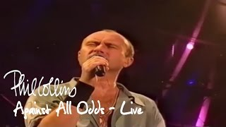 Phil Collins - Against All Odds (Live from Bangkok 1994)