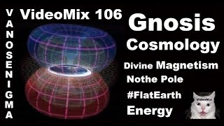 VideoMix 106 Gnosis Cosmology Magnetism North Pole Flat Earth Energy Vibration Geometry Bitcoin