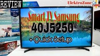 rEVIEW SAMSUNG SMART TV UA40J5250 BASIC FULL HD