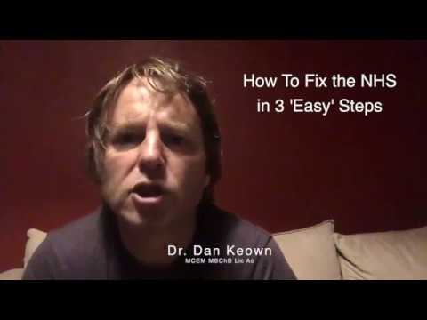 How to Fix the NHS in 3 Easy Steps