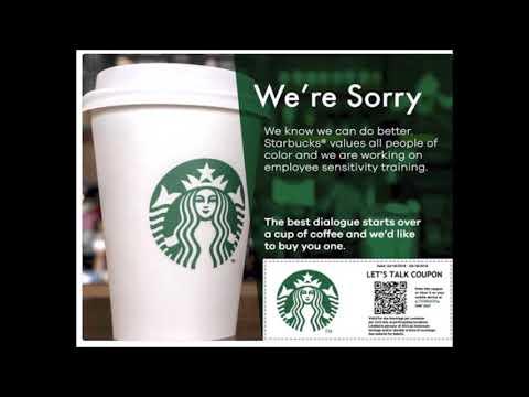 White Supremacists Create Fake And Racist Starbucks Coupons