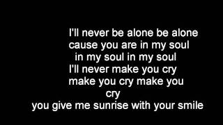 Deepside Deejays Never Be Alone Lyrics thumbnail