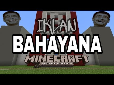 MCPE PARODY INDONESIA | IKLAN RAMAYANA by OTONG AND FRIENDS