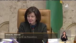Manifestação Raquel Dodge - Suspensão da transferência de Lula
