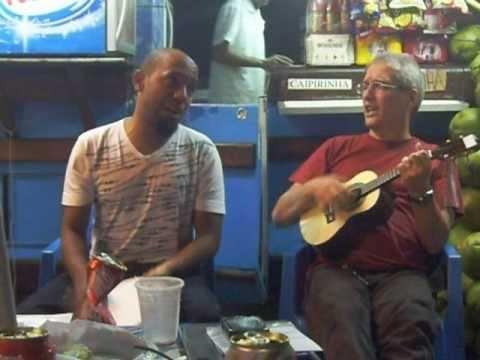 Alceu Maia cantando Vazio (está faltando uma coisa em mim) - Diogo Nogueira