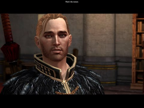 Gamlen Commenting Romans With Anders, Dragon Age II