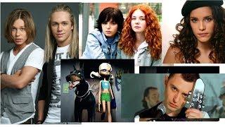 Русские хиты 1 часть (2000-2009) клипы нулевых