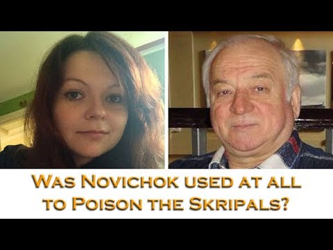 "Was Novichok used at all to poison the Skripals? Russia says Swiss-OPCW lab said, ""NO, it was BZ!"""