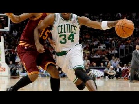 Celtics Shock Cavs 111-108 With Last Second Three Point Shot