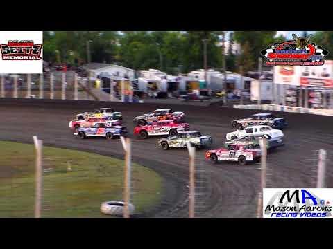 River Cities Speedway WISSOTA Street Stock Heats (John Seitz Memorial) (9/7/18)