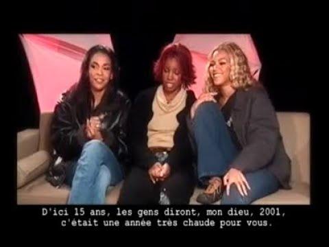 Download Destiny's Child   100% Mêlés   France Feb 2002