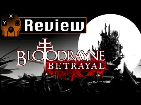 Bloodrayne Betrayal Review 8 10 Youtube