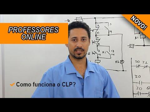 PROFESSOR ONLINE - COMO FUNCIONA O CLP