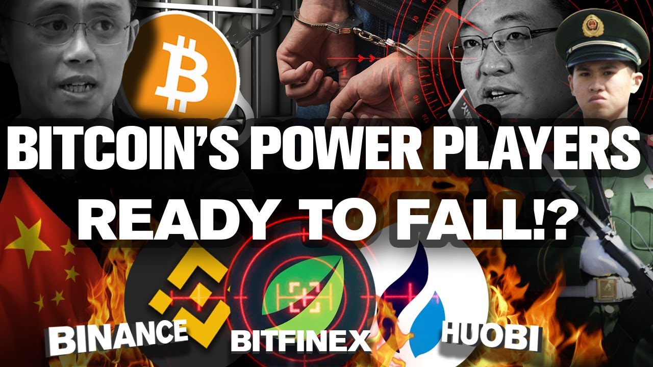 BREAKING! China BANS BITCOIN Again!? Why??