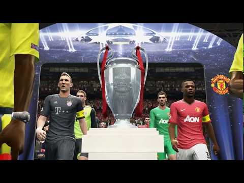 Pes 13 Uefa Champions League Final Wembley Manchester United