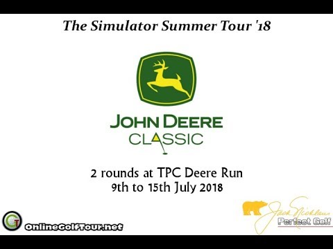 Perfect Golf - OGT - The SImulator JD Classic RD1