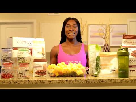 Smoothie Prep With Ashley Nickole