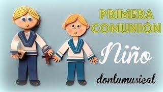 Detalles para regalar en la primera comunión de un niño