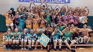 Pennridge High School Mini-THON 2017
