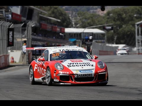 Carrera Cup Australia: 2017, Round 1: Adelaide - Race 2