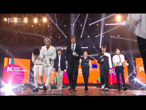 180930 กัซกับพี่คุณน่ารักจัง #KCON2018THAILAND GOT7 & 2PM