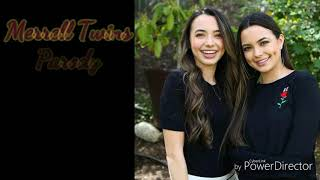 Merrell Twins Señorita Parody | Shawn Mendes and Camila Cabello {AUDIO}