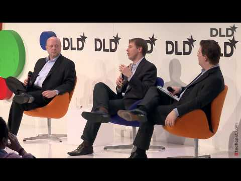Bitcoin: Bubble or Boom? (Jeremy Allaire, Barry Silbert, Olaf Acker) | DLD14