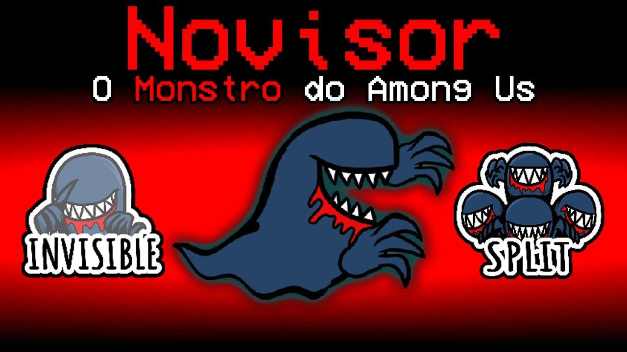 Download Among Us NOVISOR (A Lenda EXISTE)