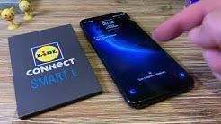 Lidl Connect Smart (Vodafone) Prepaid Mobilfunk Vertrag einrichten und anmelden von Anfang bis Ende