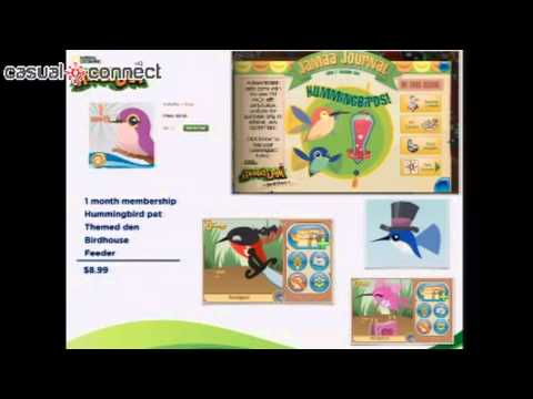 The Hummingbird Backfire: A Lesson in Monetizing Virtual Goods from Animal Jam  | Clark STACEY