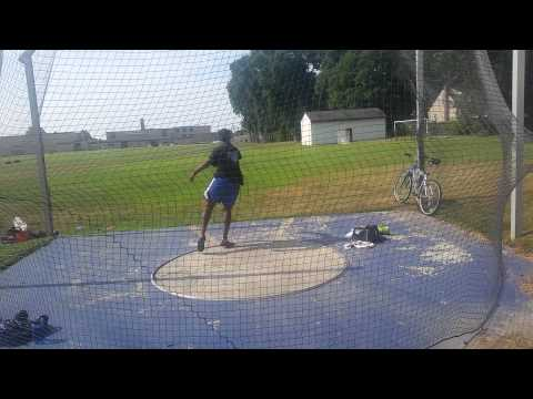 Tuner Kelly 2kg discus training