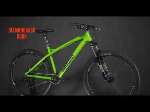 Review of Diamondback Hook 2019 - Why Its Best Hardtail?