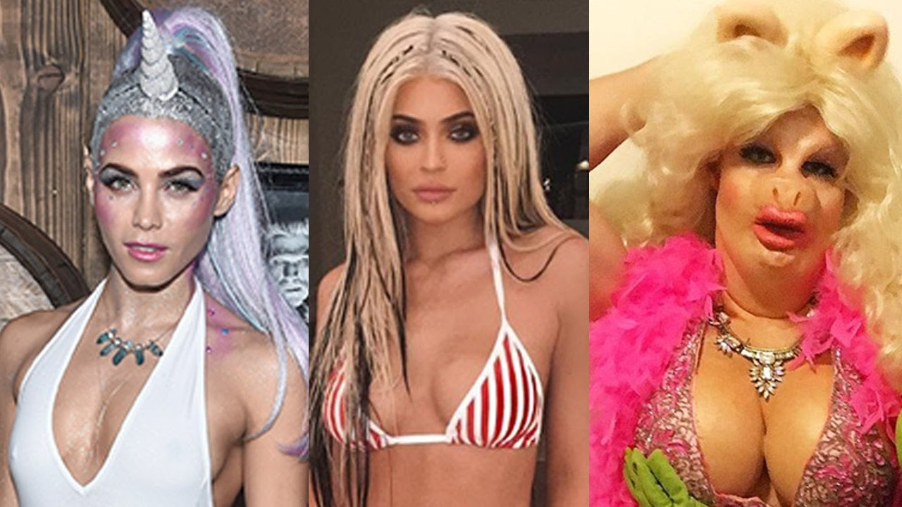 Best 2016 Celeb Halloween Costumes - Colton Haynes, Beyonce, Kylie ...