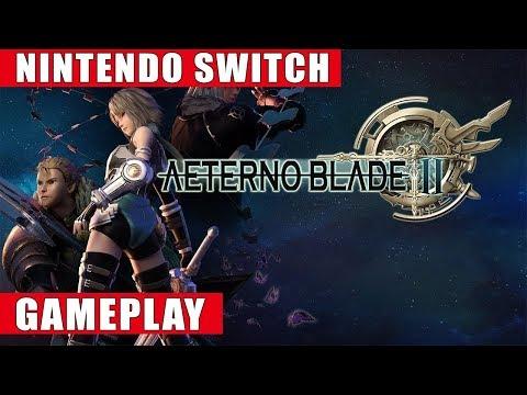 AeternoBlade II Nintendo Switch Gameplay